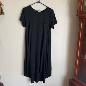 Lularoe Carly Black